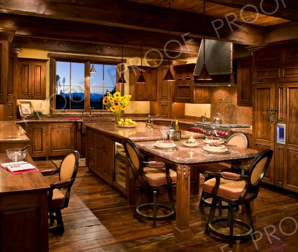Dream Home Kitchen: HIGH COUNTRY BUILDERS WEBLOG